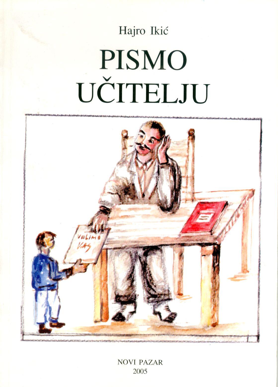 Pismo učitelju